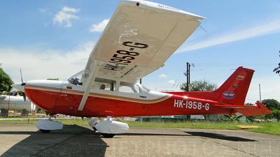 HK-1958-G - Cessna 172K Skyhawk - Aero Club - Colombia