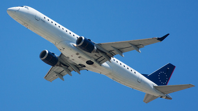 N173HQ - Embraer 190-100IGW - Republic Airlines