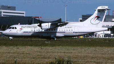D-BCRT - ATR 42-300 - Eurowings