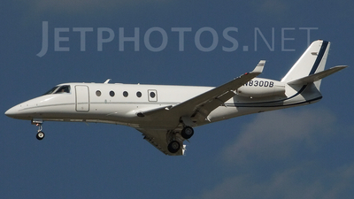 A picture of N830DB - Gulfstream G150 - [206] - © Jay Selman - airlinersgallery.com