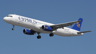 5B-DCP - Airbus A321-231 - Cyprus Airways