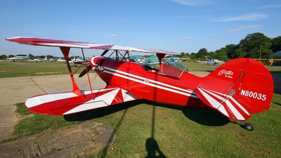N80035 - Pitts S-2A Special - Private
