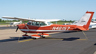 N46157 - Cessna 172I Skyhawk - Private