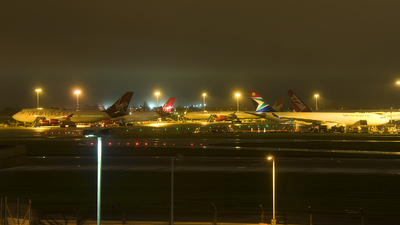 EGLL - Airport - Ramp