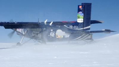 HB-FLG - Pilatus PC-6/B2-H4 Turbo Porter - Scenic Air