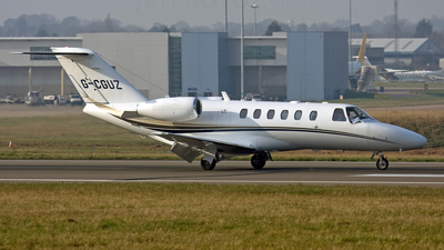 G-CGUZ - Cessna 525A CitationJet 2 Plus - Gama Aviation
