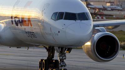 N918FD - Boeing 757-23A(SF) - FedEx