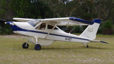 VH-VET - Tecnam P2004 Bravo - Private