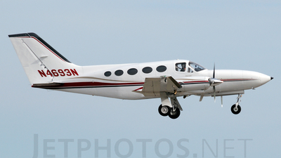 A picture of N4693N - Cessna 414A Chancellor - [414A0079] - © Agustin Anaya