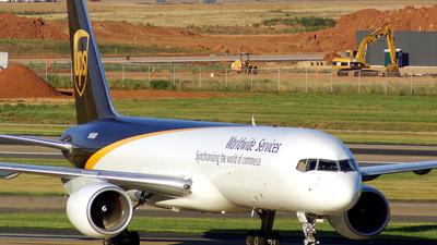 N408UP - Boeing 757-24A(PF) - United Parcel Service (UPS)