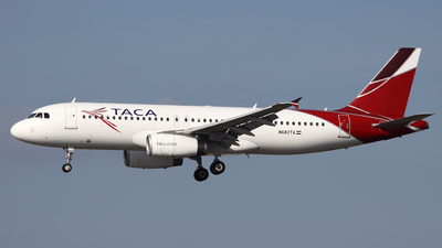 N682TA - Airbus A320-233 - TACA International Airlines