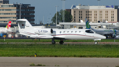 C-FZQP - Bombardier Learjet 35 - Skyservice Airlines