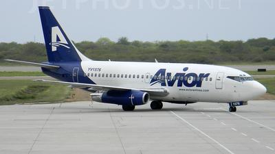 YV1576 - Boeing 737-2H4(Adv) - Avior Airlines
