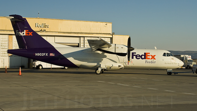 N902FX - ATR 42-320(F) - FedEx Feeder (Empire Airlines)