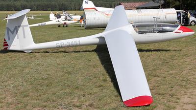 SP-3451 - SZD 48-3 Jantar Standard III - Aero Club - Suwalski