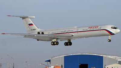 RA-86561 - Ilyushin IL-62M - Rossiya - Special Flight Squadron