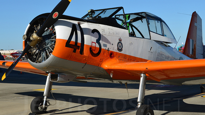 A85-413 - CAC CA-25 Winjeel - Australia - Royal Australian Air Force (RAAF)