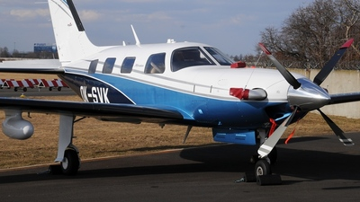 OK-SVK - Piper PA-46-500TP Meridian - Private Sky