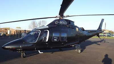 G-MAOL - Agusta-Westland AW-109SP - Mash Aviation