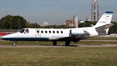 A picture of LVWLS - Cessna 560 Citation Ultra - [5600289] - © Bruno Orofino