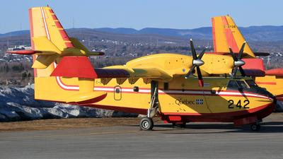 A picture of CGQBD - Canadair CL415 SuperScooper -  - © mutzair