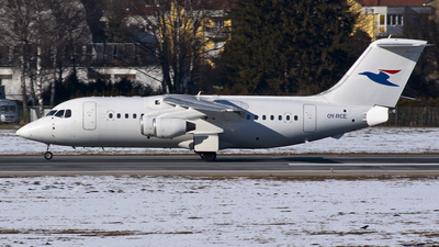 OY-RCE - British Aerospace Avro RJ85 - Atlantic Airways