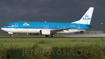 PH-BDU - Boeing 737-406 - KLM Royal Dutch Airlines