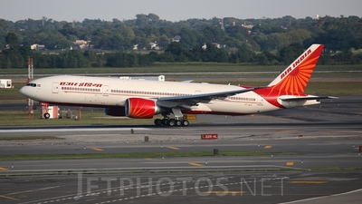 VT-ALE - Boeing 777-237LR - Air India