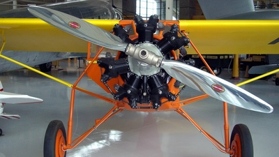 NC9283 - Curtiss Robin - Private