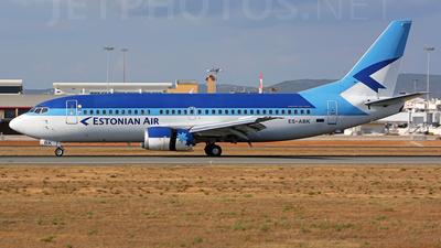 ES-ABK - Boeing 737-36N - Estonian Air