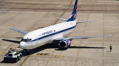 VP-BAO - Boeing 737-4M0 - Aeroflot