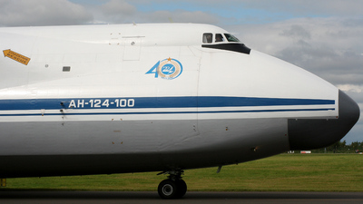 RA-82039 - Antonov An-124-100 Ruslan - Russia - 224th Flight Unit State Airline