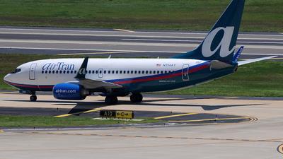 N354AT - Boeing 737-7BD - airTran Airways