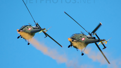 3E-KC - Sud-Est SE.3160 Alouette III - Austria - Air Force