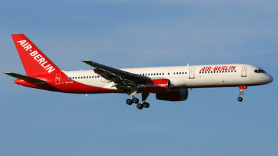 HB-IHR - Boeing 757-2G5 - Air Berlin (Belair Airlines)