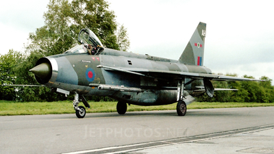 XS928 - English Electric Lightning F.6 - United Kingdom - Royal Air Force (RAF)