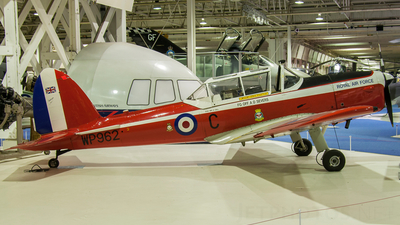 WP962 - De Havilland Canada DHC-1 Chipmunk T.10 - United Kingdom - Royal Air Force (RAF)
