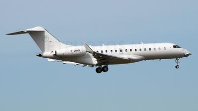 C-GNHB - Bombardier BD-700-1A10 Global 6000 - Bombardier Aerospace