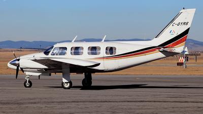 C-GYRS - Piper PA-31-310 Navajo B - Private