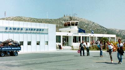 LGSM - Airport - Terminal