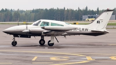 PH-LAW - Cessna T310R - Slagboom & Peeters Aerial Photography