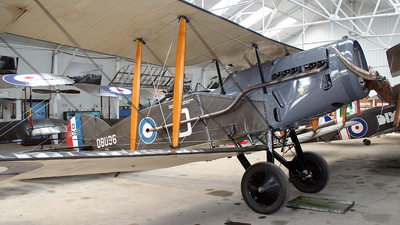 G-AEPH - Bristol Fighter F.2B - Private