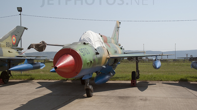 9703 - Mikoyan-Gurevich MiG-21MF Lancer A - Romania - Air Force
