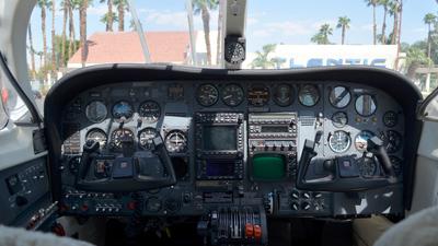N67664 - Cessna 340A - Private