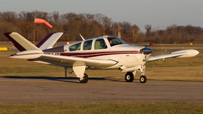 A picture of N116TW - Beech V35B Bonanza - [D9529] - © Jeremy D. Dando