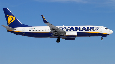 EI-EBZ - Boeing 737-8AS - Ryanair