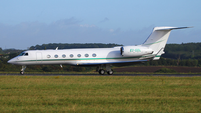 A picture of EIGDL - Gulfstream G550 -  - © Leor Yudelowitz