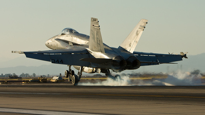 162886 - McDonnell Douglas F/A-18A Hornet - United States - US Navy (USN)