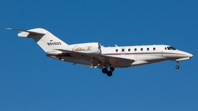 N946QS - Cessna 750 Citation X - NetJets Aviation