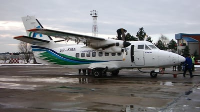 UR-KMA - Let L-410UVP-E Turbolet - South Airlines